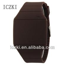 E1001 silicone watch band wrist strap