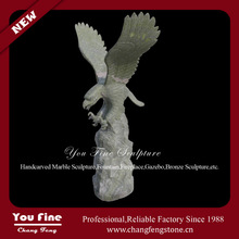 outdoor large garden stone animal statue for sale