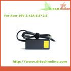 Manufacturer wholesale for ACER 19V 3.42A