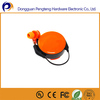 Wholesale 2014 retractable funny earphones