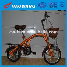 2014 China Novel Orange Trek Kids Bikes