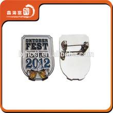 cheaper custom lapel pins metal tourist souvenir