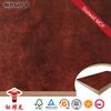 China factory direct sale e1 e2 furniture melamine paper faced mdf wood fiber board from china