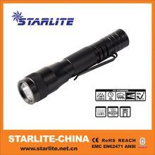 EDC power style cree led torch heng xml-t6 flashlight torch