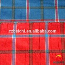 cotton stretch fabric/cloth