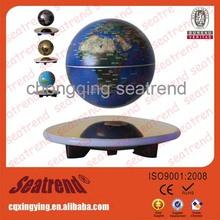 "Alibaba gold supplier High Quality 4"" 6"" 8""magnetic levitation/magnetic levitation globe"
