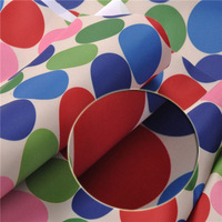 packing material of furniture wholesale 290Tprinted twill nylon fabric