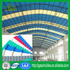 normal clear one layer deco rigid pvc plastic roof tile