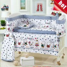 100 cotton baby bedding set children sleeping bags bedsheet
