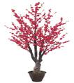 popular hermoso de plástico bonsái buganvillas
