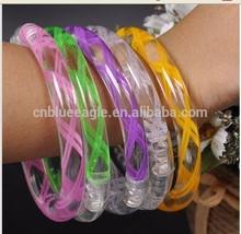 Sound Activated LED Bracelet 2014 Party Decoration Colorful