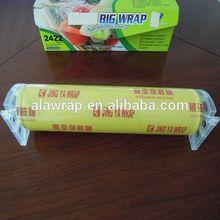 plastic film wrap for food pvc food packaging film cling film