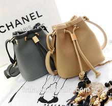D18 New Korea fashion Handbags Crossbody bag Lady package Barrel bag