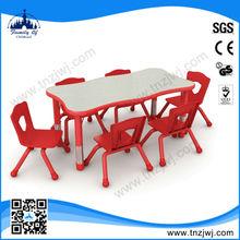 2014 professional design kindergarten desks and chairs