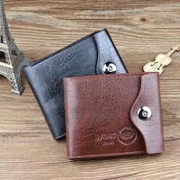 Promotion Casual Wallets For Men New Design Genuine Leather Top Purse Men Wallet