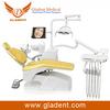 2014 Best Sale Leather Dental Unit dental portable x ray dental equipment