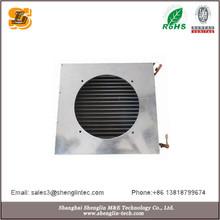copper fin Air Condenser factory