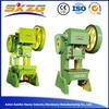 Mechanical Plate sheet hole power press machine