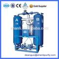 la absorción climatizada secador de aire comprimido