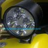 30W 4*U2 3000LM cree waterproof 7 inch motorcycle headlight