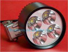 New 30w 3000lm 4*u2 cree waterproof racing motorcycle light