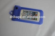Customized Cheap Transparent Phone Packaging PVC Zipper Pouch