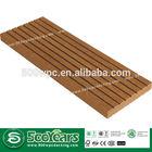 CE certificate Waterproof Popular Outdoor Wood Plastic Composite Decking
