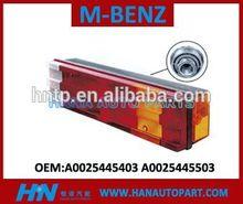 TAIL LAMP FOR Mercedes Benz Sprinter auto parts 0025445403 RH 0025445503 LH