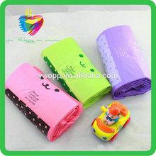 Yiwu China colored custom printed cute brand shopping bags