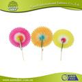 newell 2014 caliente venta de tamaño personalizado hibisco hawaiano cóctel paraguas sombrilla con diferentes tamaños