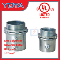 electrical Galvanized steel conduit connector