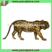 2014 new-style bronze tiger bronze statue