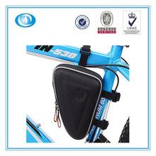 EVA Triangle bag Tool bag Top tube bag Bike Pannier Bicycle Carrier bag Cycling