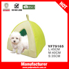 Cute crown canopy pet bed house paws dog beds