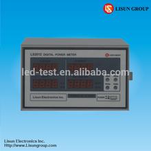 Lisun LS2012 Measure AC, DC, AC+DC Vrms, lrms, W, PF/Hz 1-600V 0.005-20A Power Analyzer and digital amp meter