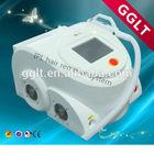 ipl laser machine 570nm skin rejuvenation and 650nm hair removal turkish language