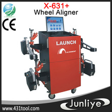 2014 Launch X-631+ Auto best quality wheel alignment equipment and balancing machine