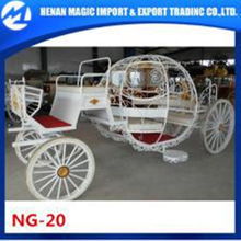 2104 Used cinderella mini horse carriage for sale