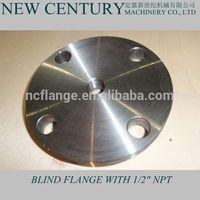 1/2 in npt blind flanges