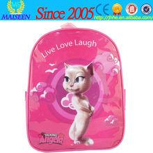 2012 NEW Design PVC/600D Polyester School Bags