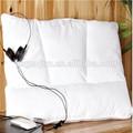 soft escovado lixívia tecido para colcha de verão