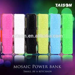 power bank portable iphone charger 2000mah external battery power stick