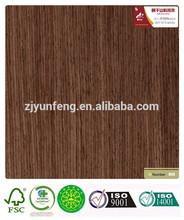 engineered cheap wood veneer walnut 001s with fleece 2'x8' decorative door kitchen cabinet veneer