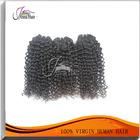 Manufacturing 100 virgin malaysian human hair
