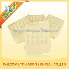 Alta qualidade útil oem nova tecnologia abraço absorção baby fraldas de pano grosso