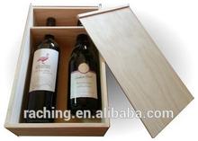 2014 New Wooden Wine Box