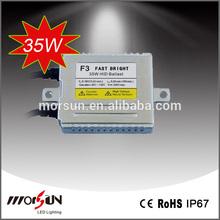 55W lamp Replacement 55Watt Universal type Digital HID Xenon Conversion Ballast