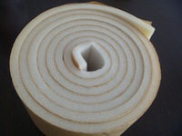 adhesive foam lining/double sided adhesive foam pad/heat resistant double sided foam adhesive tape