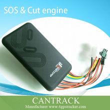 TK100 GT06 SOS alarm engine cut cheap gps car tracker