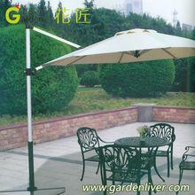 folding beach sun parasol side stand patio umbrella